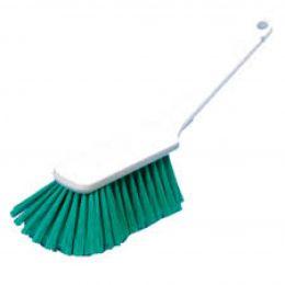 DI Dustpan Brush Soft Green / для ровных поверхностей, мягкая, зеленая *под заказ