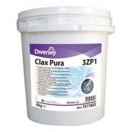 Clax Pura 35D2 6Kg / Бесфосфатное порошковое средство для воды любой жесткости, 6 кг