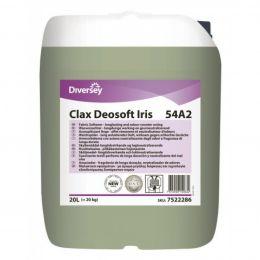 Clax Deosoft Iris 54A2 / Ср-во для смягчения ткани и уничтожения запахов с длительным эффектом, 20 л
