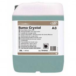 Suma Crystal A8 / Кислотный ополаскиватель, 20 л