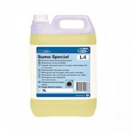 Suma Special L4 / Жидкий детергент для воды средней жесткости , 5 л