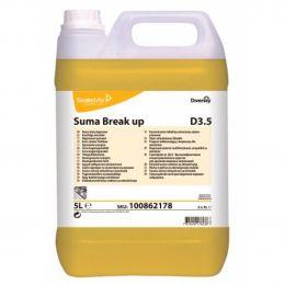 Suma Break up D3.5 / Безопасный для алюминия обезжириватель для удаления стойких загрязнений , 5 л