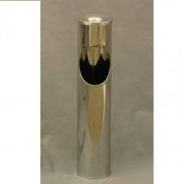 Урна-пепельница Н-150 (150х700 мм, 7 л, без емкости) под золото