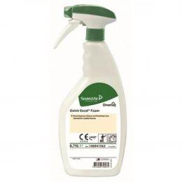 Oxivir Excel™ Foam / Средство дезинфицирующее с моющим эффектом.6 x 750 мл