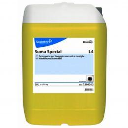 Suma Special L4 / Жидкий детергент для воды средней жесткости, ,20 л / 26 кг