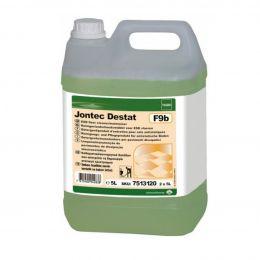 TASKI Jontec Destat / Ср-во для мытья полов, рассеивающее заряды стат-ого элктр-ва, 5л.