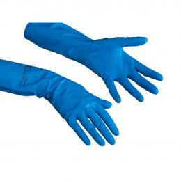 Нитриловые перчатки Комфорт, ГОЛУБОЙ, S,M,L,XL