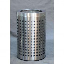 Урна для помещения Альфа (200х700 мм, 25 л, без емкости)