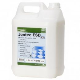 TASKI Jontec ESD / Эмульсия для пола, рассеивающая заряды стат-ого элктр-ва, 5 л.