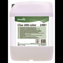 Clax 200 color 24B1 / Акселератор стирки с содержанием ПАВ, 19,5 кг / 20 л