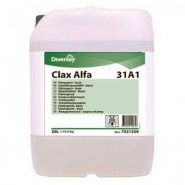 Clax Alfa 31A1 20L / Моющее ср-во с высоким содержанием оптического осветлителя, 20 л