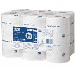 Tork SmartOne® туалетная бумага в мини-рулонах