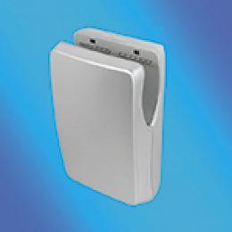 Электросушилка Jofel Tifon 1550 Вт, высокоскоростная, автоматич. включение, испаритель, ABS-пластик, цвет серебро