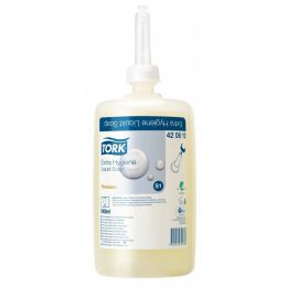 Tork жидкое мыло-шампунь люкс для тела и волос, мини