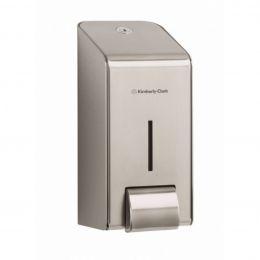 Диспенсер для моющих средств Металлический 8973 для мыла в картриджах