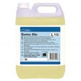 Suma Alu L10 / Жидкий детергент для воды средней жесткости, безопасен для алюминия *под заказ.20л