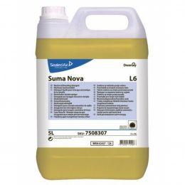 Suma Nova L6 / Жидкий детергент для жесткой воды, 5 л