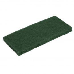 Ручной Супер-пад 20мм прямоугольный зеленый
