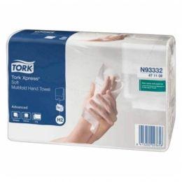 Tork Xpress® листовые полотенца Multifold ультрамягкие