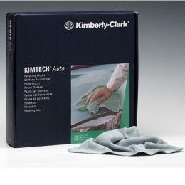 Полировочные салфетки (зеленые) Kimberly-Clark 7636 KIMTECH