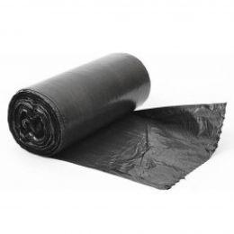Мешки для мусора ПВД 120л/25шт/30мкм