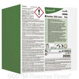 TASKI Jontec 300 conc / Концентрированное моющее ср-во для любых твердых полов, 5л.