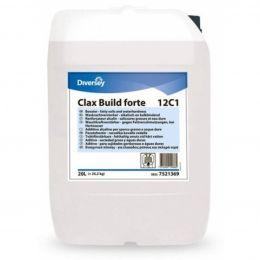 Clax Build forte 12C1 / Создатель щелочной среды в жесткой воде , 25 кг / 20 л