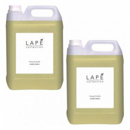 Мыло для рук Лапэ Мед и Ваниль / LAPE Collection Honey & Vanilla Hand Wash