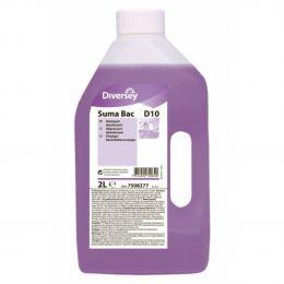 Suma Bac D10 / Средство дезинфицирующее, 2 л