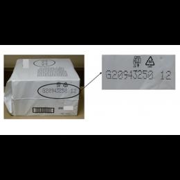 Сложенная туалетная бумага 8109 UNBRANDED, 1 уп. - 32*250 лист