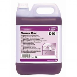 Suma Bac D10 / Средство дезинфицирующее, 5 л