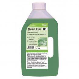Suma Star D1 / Ср-во для замачивания и ручного мытья посуды,2 л