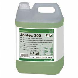 TASKI Jontec 300 / Концентрированное моющее ср-во для любых твердых полов, 5 л