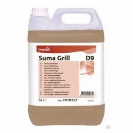Suma Grill D9 / Ср-во для мытья печей и грилей (удаление нагара),5 л