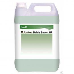 TASKI Jontec Stride Savon HP / Ср-во на мыльной основе для мытья и ухода за полами, 5 л