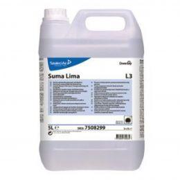 Suma Lima L3 / Жидкий детергент для воды любой жесткости, с отбеливающим эффектом, 10 л