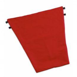 Мешок 50 л красный для тележек Nick Plus