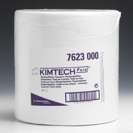 Протирочные салфетки в рулонах Kimberly-Clark 7623 KIMTECH Pure