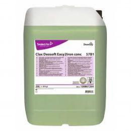 Clax Deosoft Easy2Iron conc 57B1 / Концентрированное ср-во для повышения качества глажения белья, 20 л