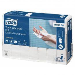 Tork Xpress® листовые полотенца Multifold мягкие