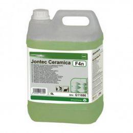 TASKI Jontec Ceramica / Моющее ср-во для полированных керамич-их и каменных полов, 5л.