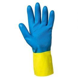 Перчатки G80 латекс/неопрен для защиты от химических веществ Kimberly-Clark JACKSON SAFETY