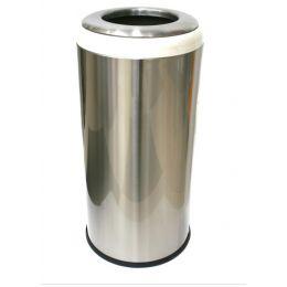Урна для помещения Ладья-1 (300х300х830 мм, 60 л, под пакет)